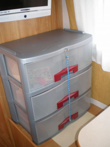 Tour d europe de la famille temp te 2010 mars - Ikea boite de rangement plastique ...